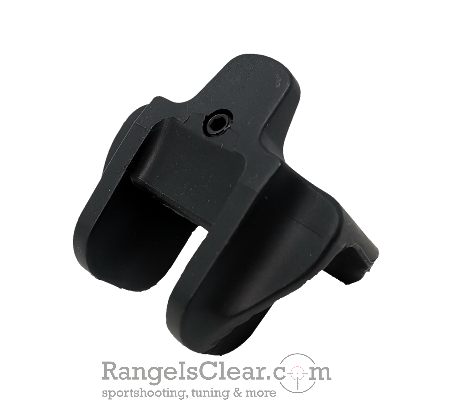 CAA AK47 Mag Release Extension Black