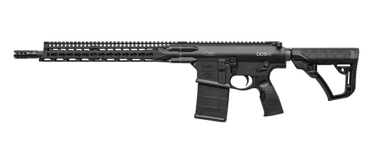 Daniel Defense DD5 V1 .308 Win 16""