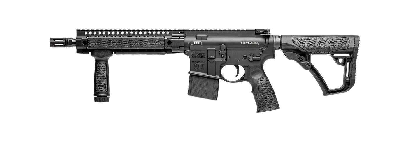 Daniel Defense DDM4 300 S .300 Blackout 10,3""