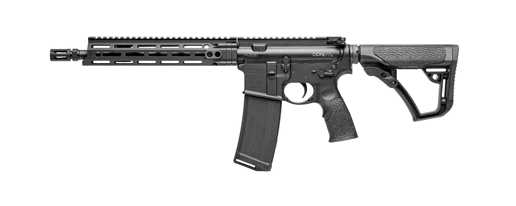 Daniel Defense DDM4 V7S .300 Blackout 10,3""
