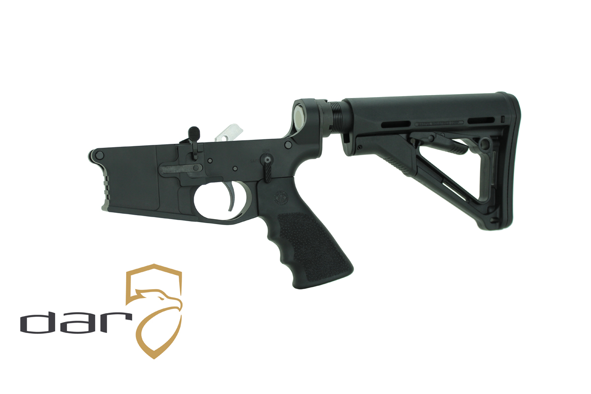 DAR M5 Advanced AR-15 Lower