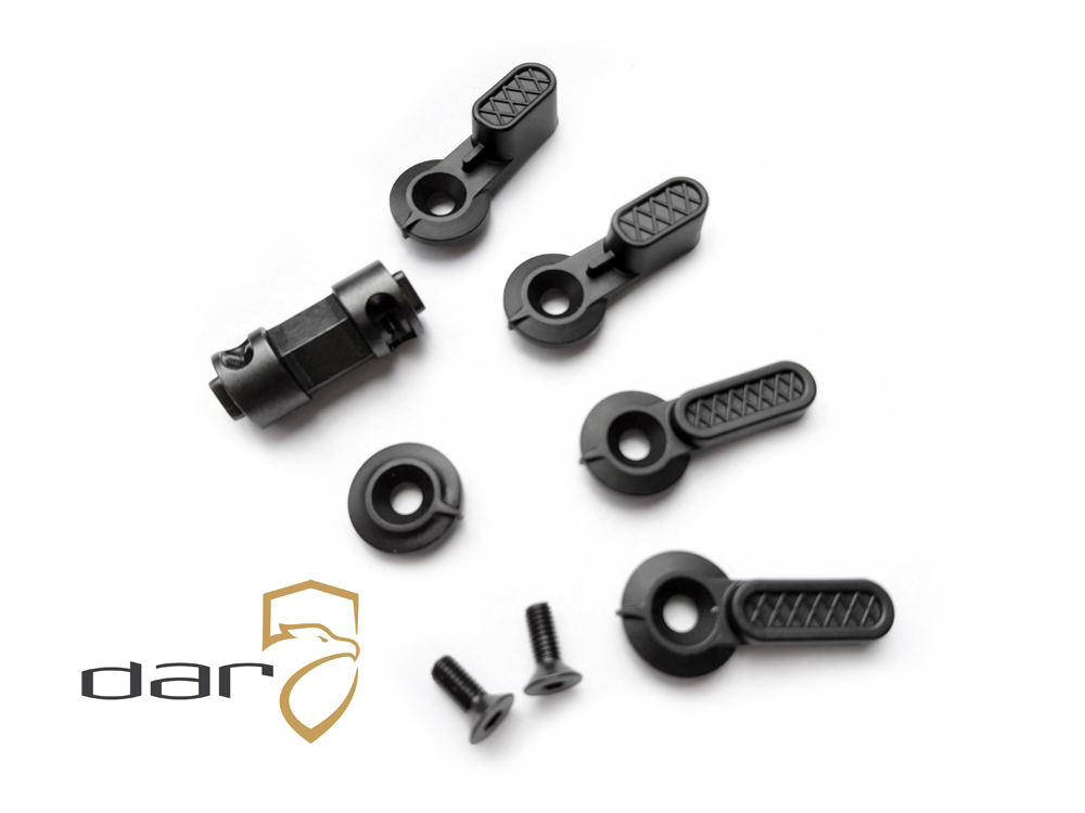 DAR AR15/AR10 Safety Selector Kit 90/45 Grad