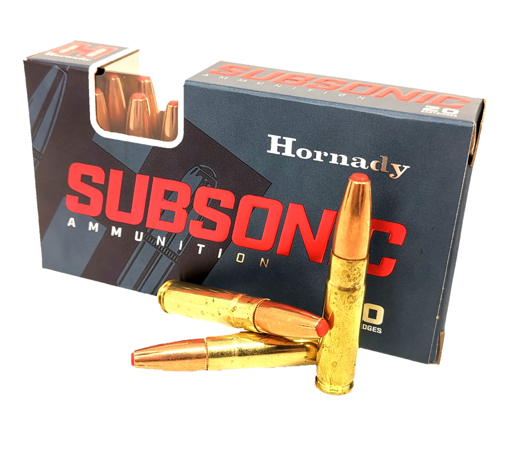 Hornady .300 Blackout Subsonic 190grs Sub-X