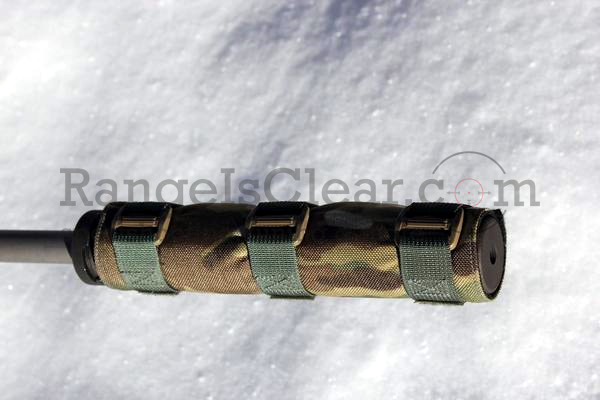 Cole-TAC Python Suppressor Cover OLIVE