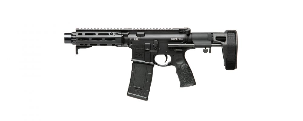 Daniel Defense DDM4 PDW .300 Blackout 7""