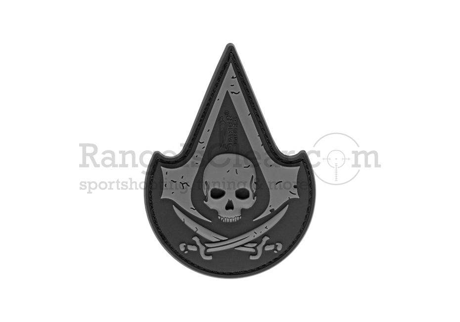 JTG Assasin Skull Patch Blackops