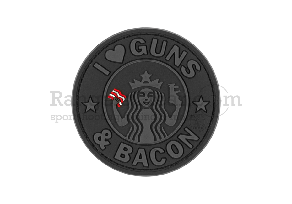 JTG Guns and Bacon Patch - Blackops