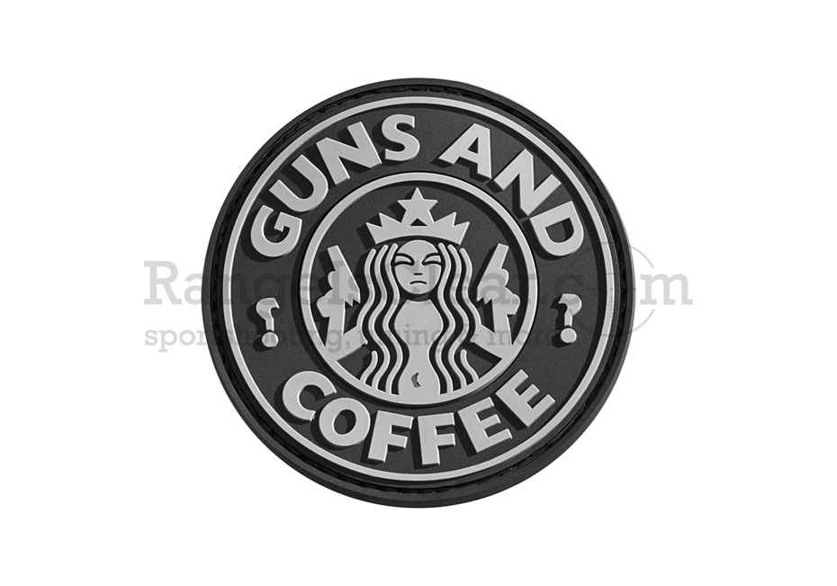JTG Guns and Coffee Patch - SWAT