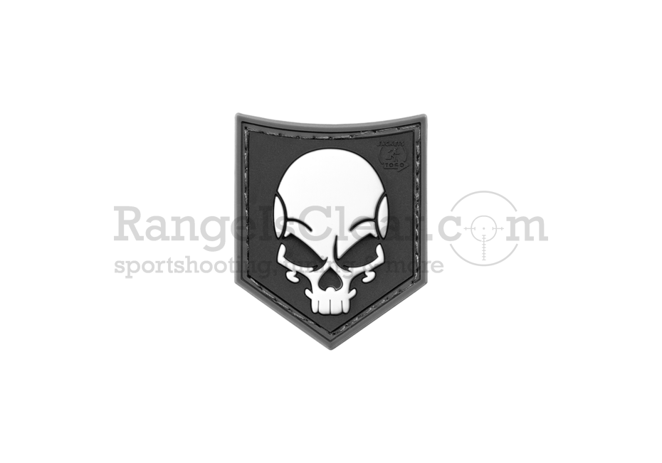 JTG SOF Skull Rubber Patch - SWAT