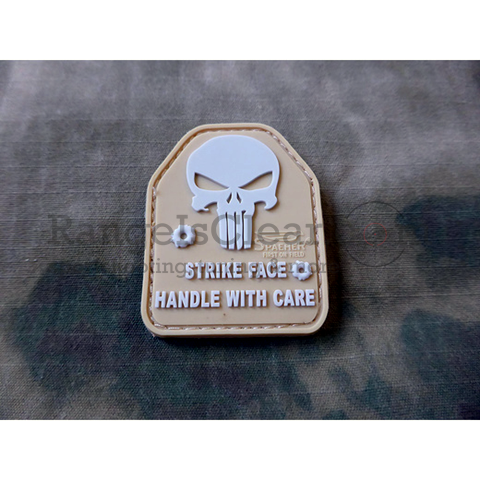 JTG SAPI Plate Punisher Patch - TAN