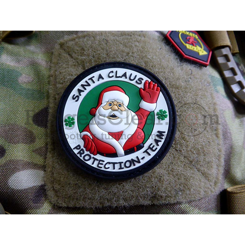 JTG Santa Claus Protection Team - FullColor