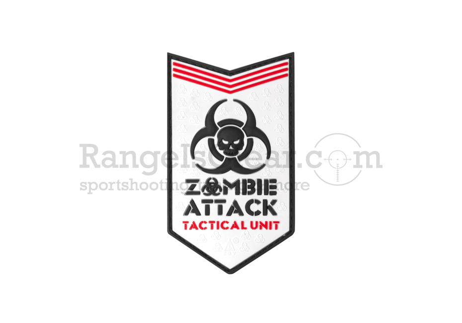 JTG Zombie Attack Rubber Patch - Snow
