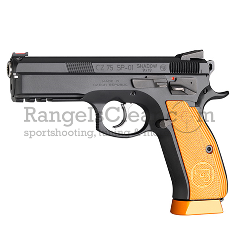 CZ 75 SP-01 Shadow Orange 9x19