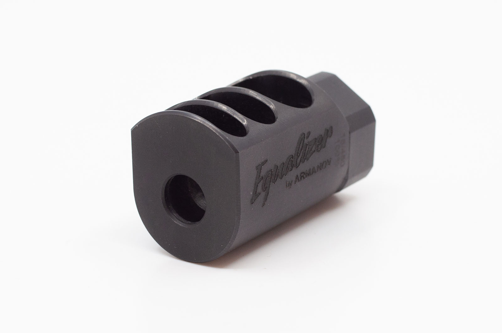"Armanov PCC Comp Equalizer 9mm - 1/2""x28"