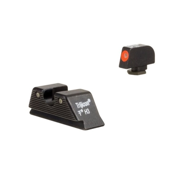 Trijicon Glock 17-39 MOS HD Orange