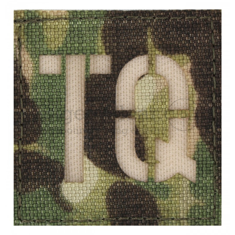 Zentauron Tourniquette TQ Patch - multicam