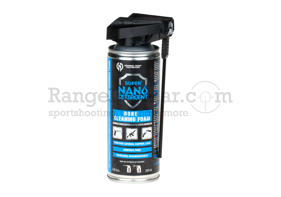 General Nano Protection Bore Cleaning Foam 200ml