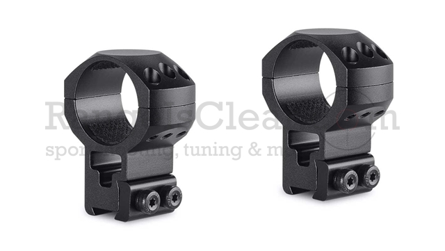Hawke Tactical Ring Mount 9-11mm, 30mm, extra high