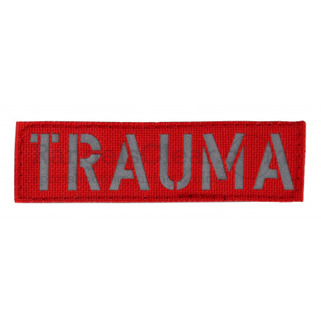 Zentauron Trauma Patch - Rot