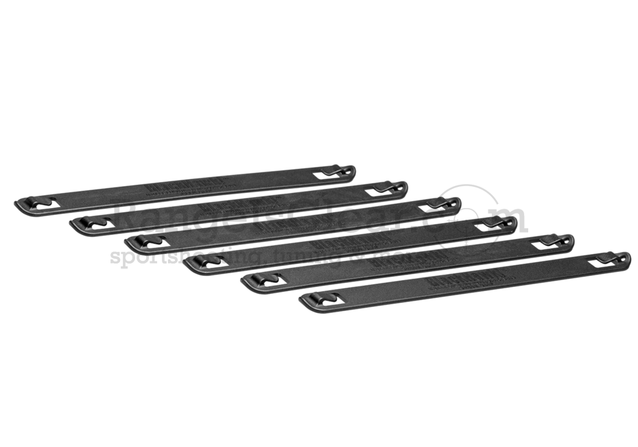 Blackhawk 9 Inch Speed Clips 6pcs Black