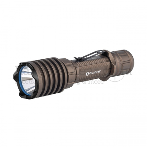 Olight Warrior X Pro - Desert Tan Limited Edition