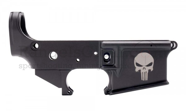 Anderson Arms AR15 Lower Open Stripped PUNISHER