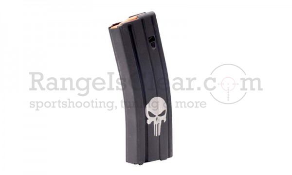 Anderson Arms AR15 Magazin 30rds PUNISHER