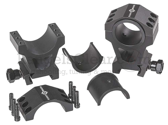 Sightmark Tactical Rings 30mm / 25,4mm EXTRA
