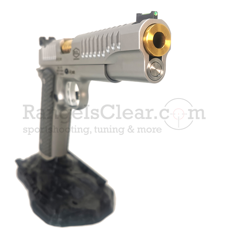 BUL 1911 Trophy IPSC SAW Silver Gold 9x19