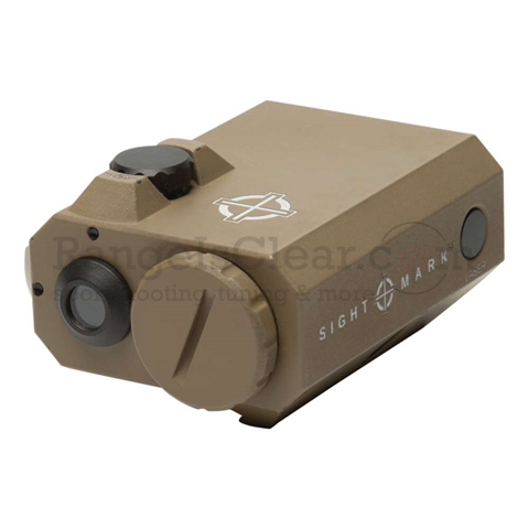 Sightmark LoPro Mini Green Laser FDE