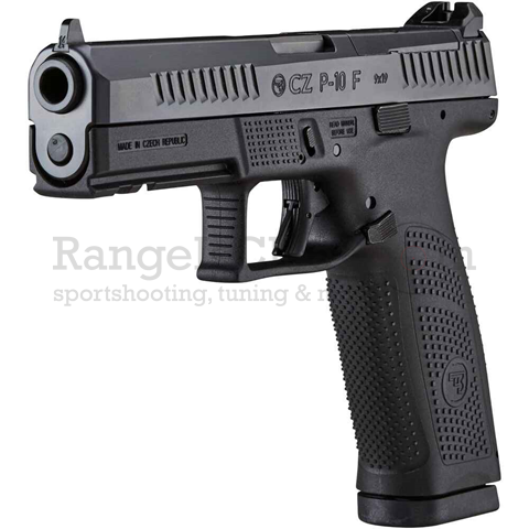 CZ P10-F Optic Ready 9x19