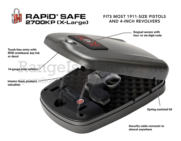 Hornady RAPiD Safe 2700KP X-Large