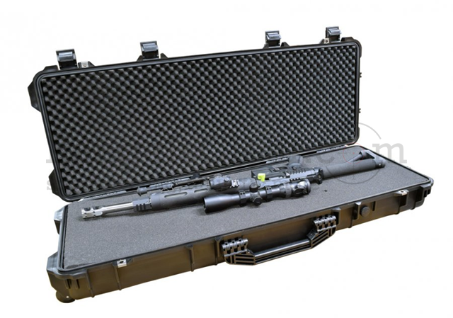 "CED Waterproof PCC/Rifle Case with Weels 45"" BLACK"