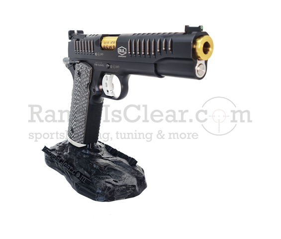 BUL 1911 Trophy IPSC SAW Black-Gold 9x19