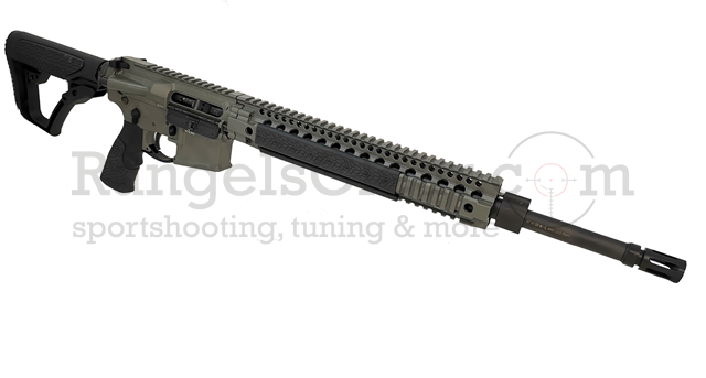 Daniel Defense DDM4 MK12 OD Green .223 Rem 18""