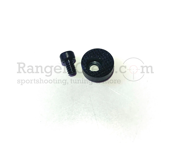 GM 1911 Extended Mag Release Button round black
