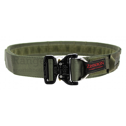 Zentauron Tactical Cobra Belt - Oliv - L