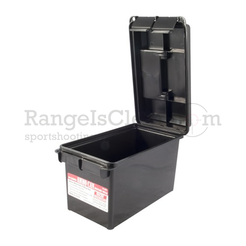 MTM Military Style Ammo Can black #AC50C40