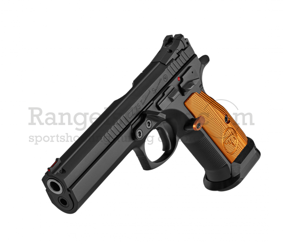CZ 75 Tactical Sport Orange .40 S&W