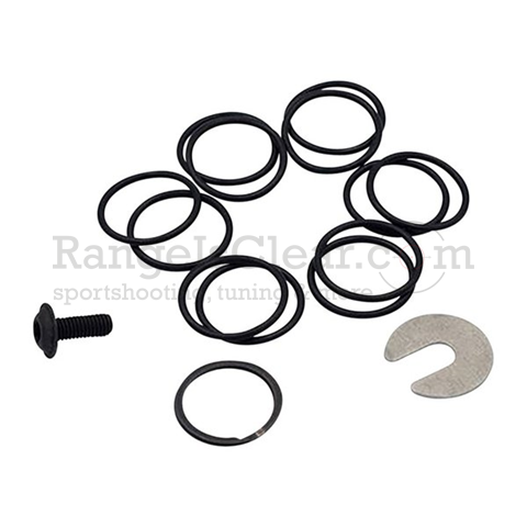 JP Replacement O-Rings, Spacer Shim, Screw