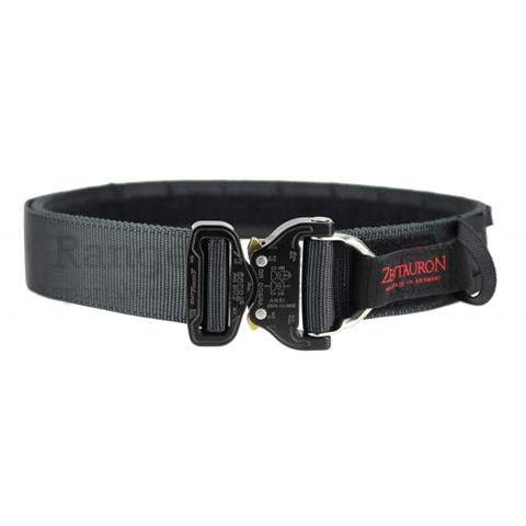 Zentauron Tactical Cobra Belt - Black - XXL