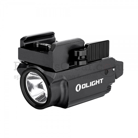 Olight BALDR Mini Black - Licht/Laser grün