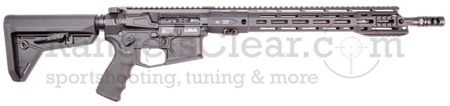F4 Defense F4-15 EBR Enhanced Battle Rifle 16,75""