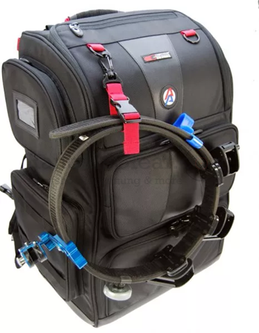 CED RangePack Pro - IPSC Backpack Rangebag