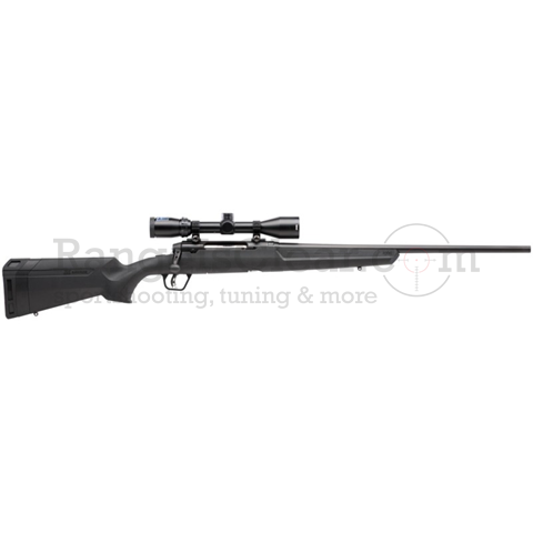 Savage Axis II XP SR inkl. Bushnell 3-9x40