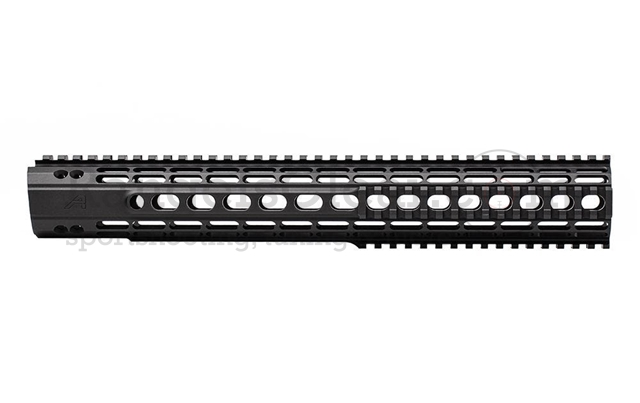 "Aero Precision Enhanced Quad Rail Gen 2 15"" black"