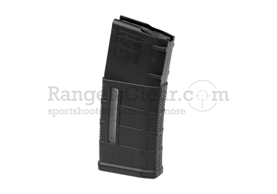 Magpul PMAG 25 7.62 Gen M3 Black Window .308 Win.