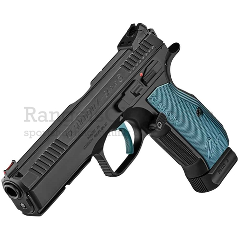 CZ Shadow 2 Single Action 9x19