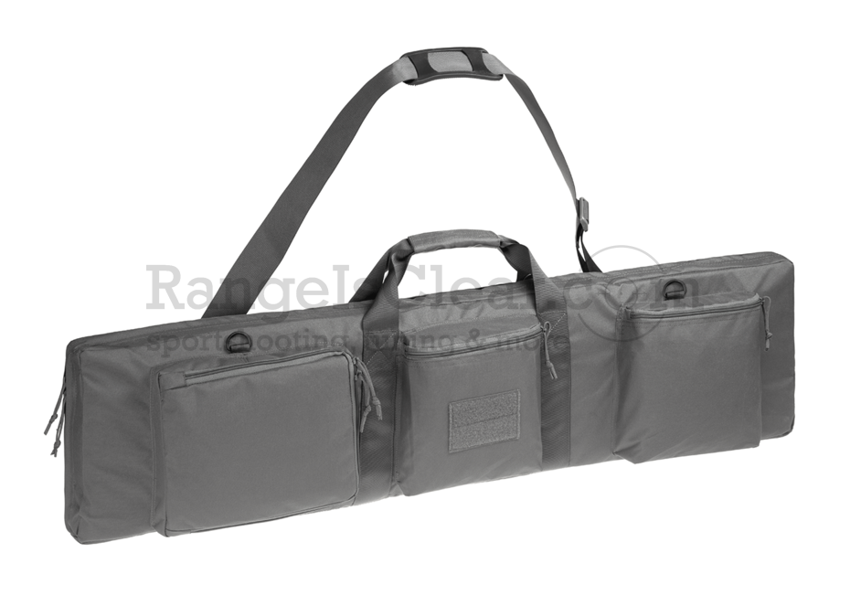 Invader Padded Rifle Carrier 110cm Wolf Grey