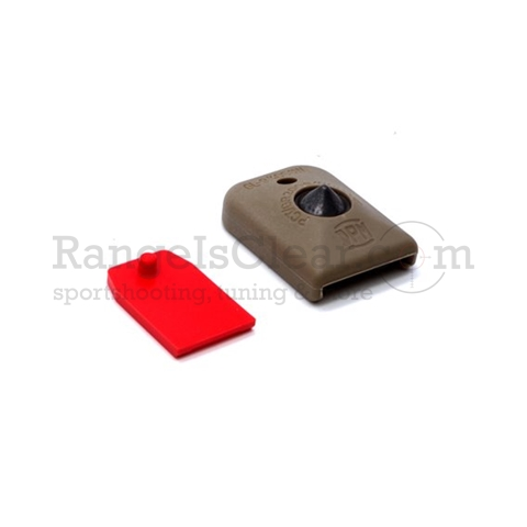 DPM Glock Magazine Floorplate Glass Breaker OD